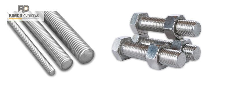 Threaded Rod Bolts Manufacturers in india|Suppliers in india